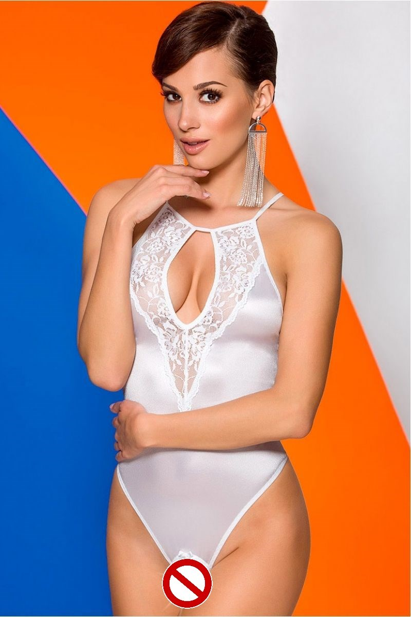 White Body Catalina With Intimate Access
