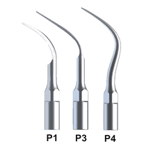 3Pcs P1 P3 P4 Dental Equipment Scaler Tip Perio Scaling Tips For EMS and Woodpecker Ultrasonic Scaler Handpiece Teeth Care Tools damy полусапоги и высокие ботинки