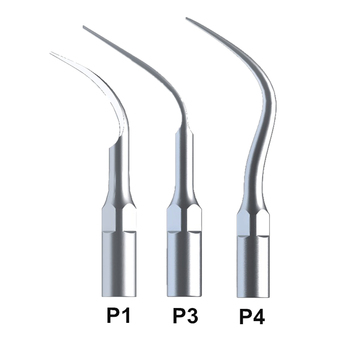 Perio Scaling Tips 3Pcs P1 P3 P4 Dental Equipment Scaler Tip For EMS and Woodpecker Ultrasonic Scaler Handpiece Teeth Care Tools цена 2017