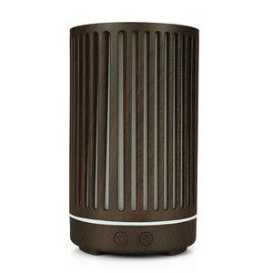 Image 3 - NMT 055 200 мл светодиодный ночной Светильник Воздухоочистители полый цилиндр для дома увлажнитель воздуха Эфирное масло Арома диффузор дропшиппинг