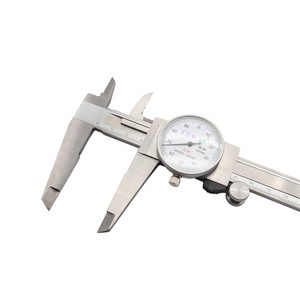 Image 2 - Dial Calipers 0 150 0 200 300 mm 0.01mm High Precision Industry Stainless Steel Vernier Caliper Shockproof Metric Measuring Tool