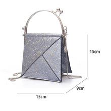 WEIXIER Mini Small Square Pack Shoulder Bag Crossbody Fashion Women Messenger Bags Designer Famous Brand ZK-22