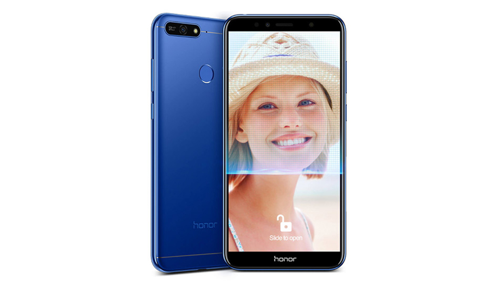 Global Version Honor 7A  Google Play2GB 16GB 7 A Smartphone Snapdragon 430 Octa Core 13MP 5.7 189FullView Display Face Unlock (8)