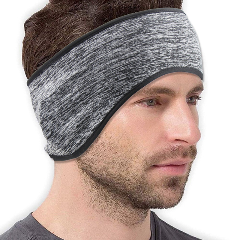 Ear Muffs for Men /& Women Perfect for Winter Running Yoga Skiing Wort Out Riding Bike in Cold and Freezing Weather Fleece Ear Warmer Cover Headband