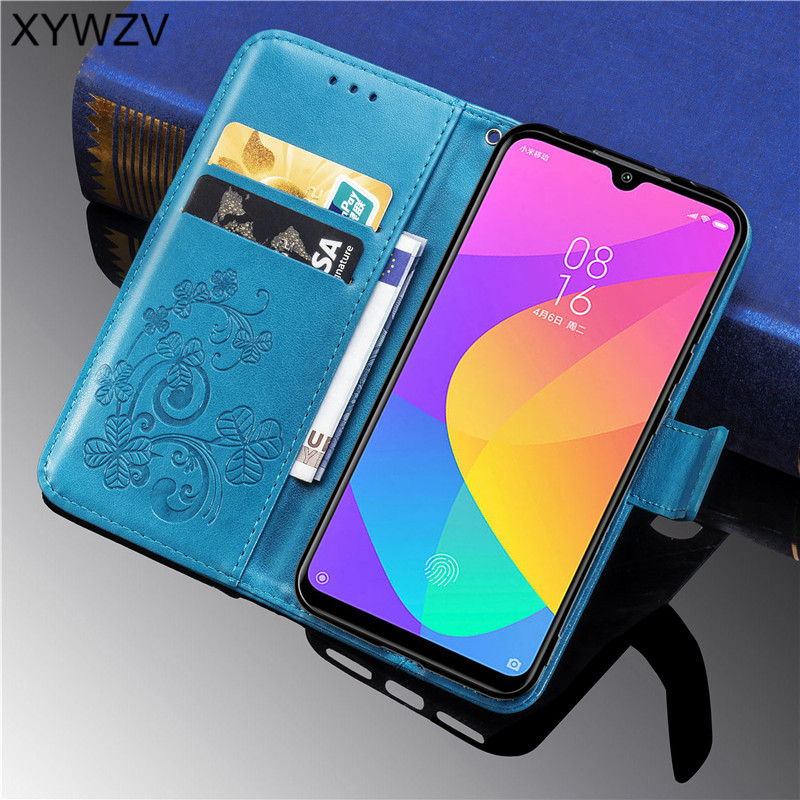 For Xiaomi Mi A3 Case Soft Silicone Bumper Filp Wallet Phone Case For Xiaomi Mi A3 Back Cover For Xiaomi Mi A3 Card Holder Funda
