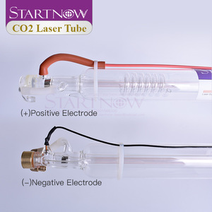 Image 3 - Startnow CO2 Laser Tube 40W 700mm Glass Laser Lamp For CO2 Laser Engraving Machine Pipe Carving Cutting Marking Spare Parts