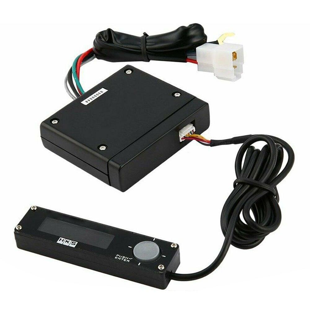 Araba Ayrı Tipi Dijital Motor Soğutma Kullanışlı Profesyonel Evrensel Fit Kontrol Turboşarj Koruma LED Ekran Turbo Zamanlayıcı