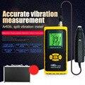 Цифровой Виброметр  анализатор  ручной Виброметр  прибор для тестирования вибрации AR63B FKU66
