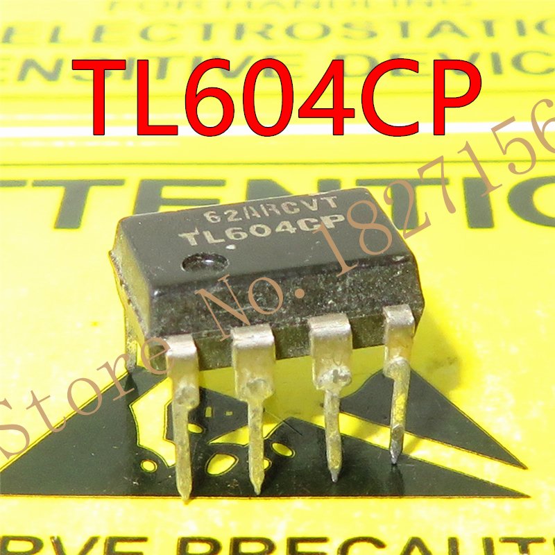 Longsheng Electronics TL604CP original IC import chip DIP8 can be shot directly