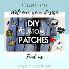Custom Your Own Design Patches Embroidery Iron on Brand Name Military Woven Printed Badges Hook and Loop PVC Patch for Clothing