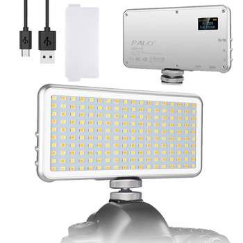 Photography LED Fill Light For Sony Canon Nikon Dimmable LED Studio Camera Photo Phone Video Light Fill Light camera fill light фото