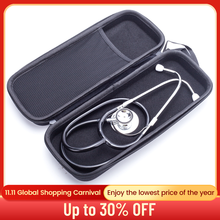Professional Doctor Stethoscope Cardiology Medical Stethoscope Dual Head Stethoscope Medical Equipment Bag Case
