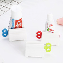 Press-Rolling-Holder Toothpaste-Dispenser Tube-Squeezer Bathroom-Accessories Facial-Cleanser