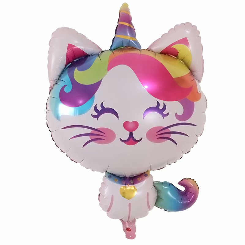 Best Price 94173 Dessin Anime Decoration De Mariage Sirene Chat