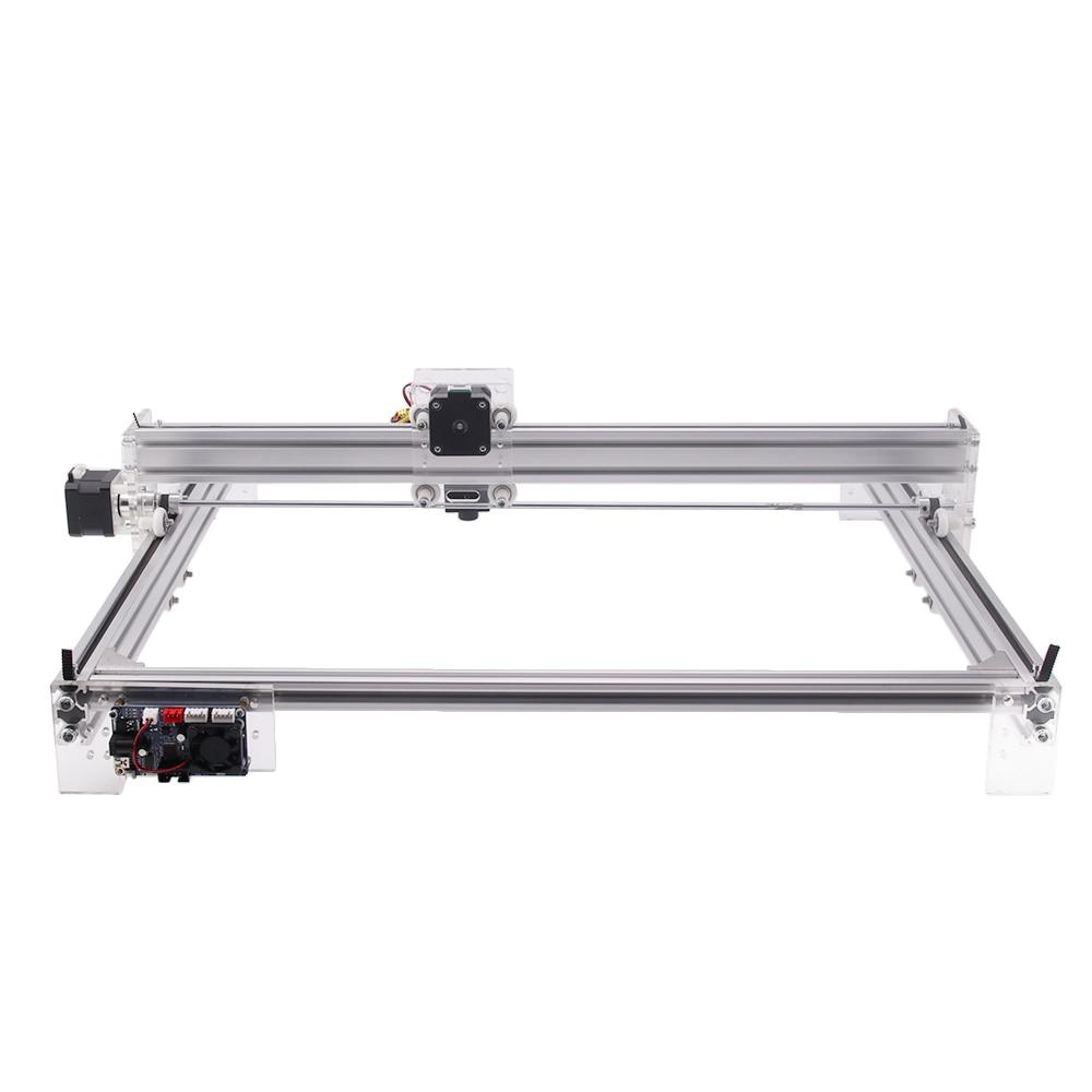 cnc5040 CNC Laser Engraving Machine Wood CNC Router Machines GRBL 1.1f Hobby DIY Cutting Printing Tool 40X50CM