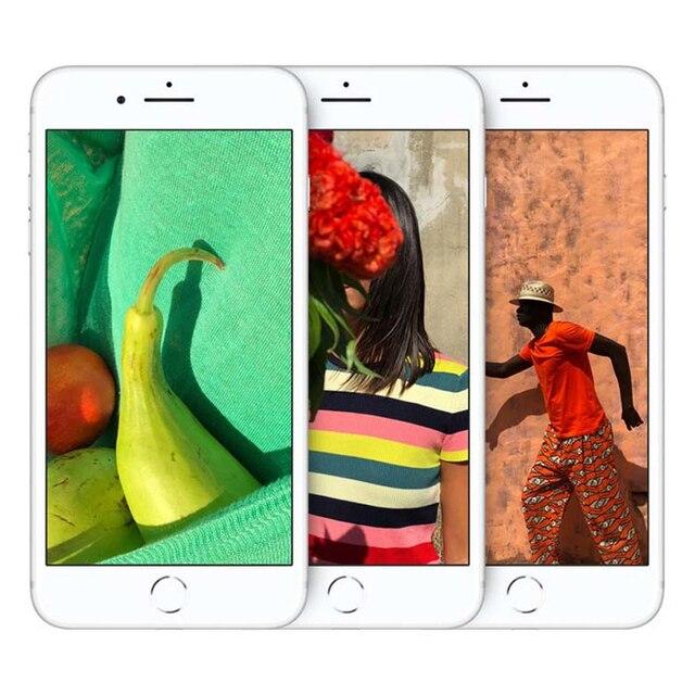 Original Apple iPhone 8 Used 99% New 2GB RAM 64/256GB ROM Wireless Fingerprint LTE iOS Mobile Phone 12MP Hexa-core Cellphone 4