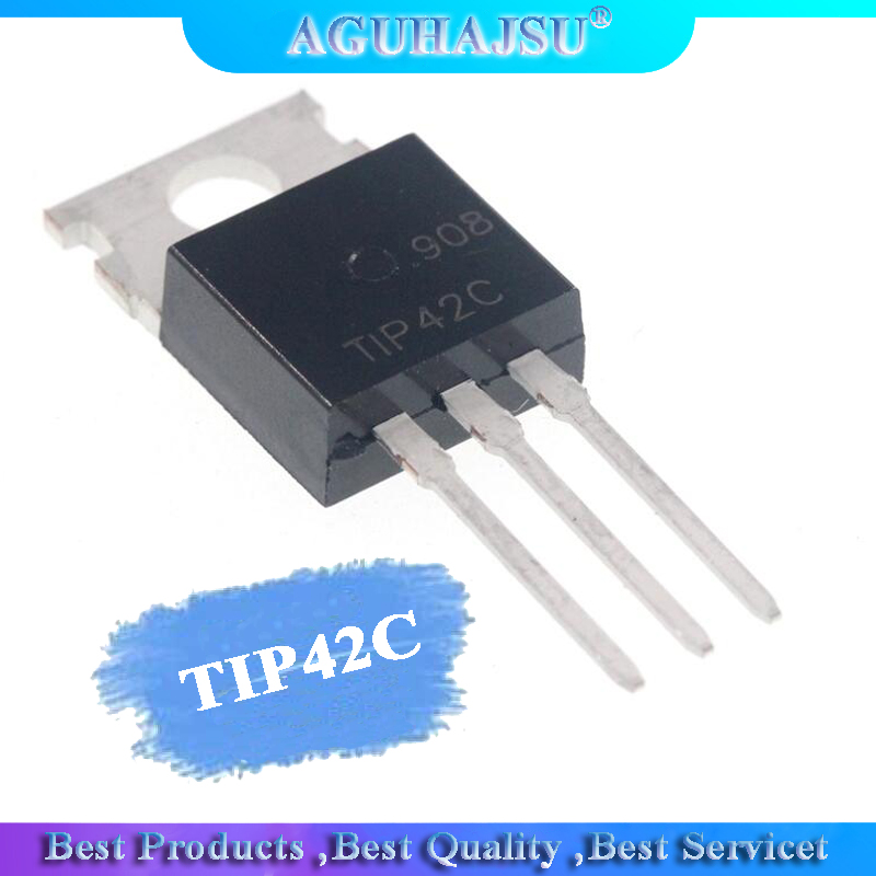 1pcs TIP42C TIP42 PNP Transistor TO-220 NEW
