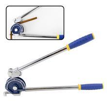 """Ручной трубогибочный инструмент 16 мм(5/"""") Толщина OD стальные трубки для HVAC мягкая медь, латунь, алюминий другие мягкие металлы"""