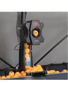 Table-Tennis-Robot-Machine Net-Balls S6 PRO HUIPANG with Easy Assemble Automatic