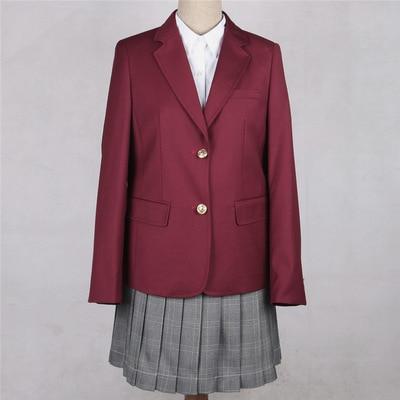 2020 Autumn Spring New Blazer Women Suit Basic Short Students Jacket Ladies Egland Brand Casual Coats Outwear LX1365