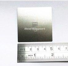 Stencil Template 50*50mm BM1387 BM1397 Plant tin station Tin tool