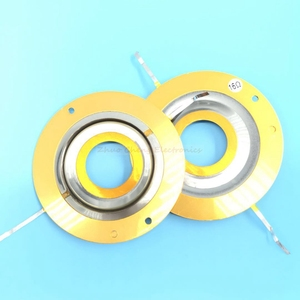 Replacement Diaphragm for P-Audio's PST-535 and PST-545 Bullet Tweeter 8 Ohm or 16ohm(China)