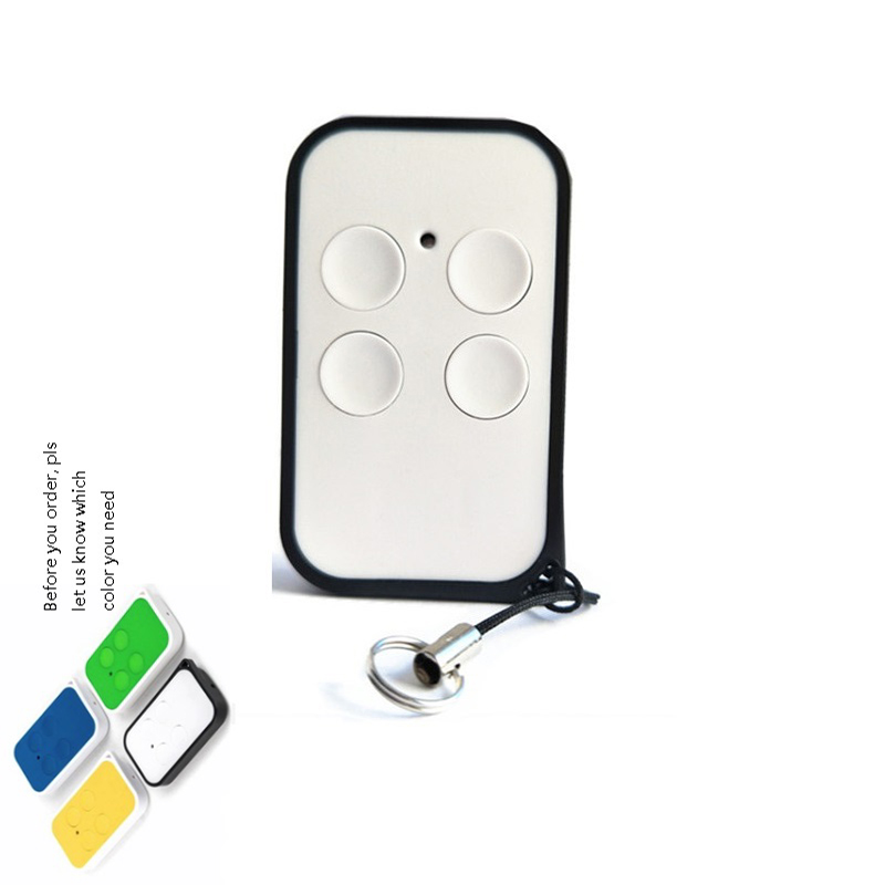 For 27 Mhz-40 Mhz Multi-frequency Automatic Identification Garage Door Remote Control