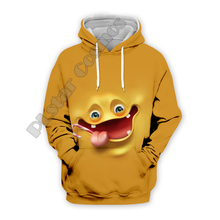 PLstar Cosmos emoji cute cartoon charming  eyes 3D Printed Hoodie/Sweatshirt/Jacket/shirts Mens Womens lovely awesome style-7