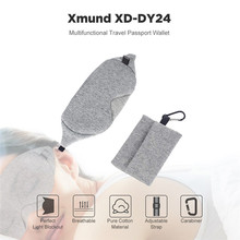XD-EM3 оттенки хлопка маска на глаза маска для глаз дышащая унисекс повязка для глаз Кемпинг путешествия портативный спальный повязка на глаза для сна Отдых