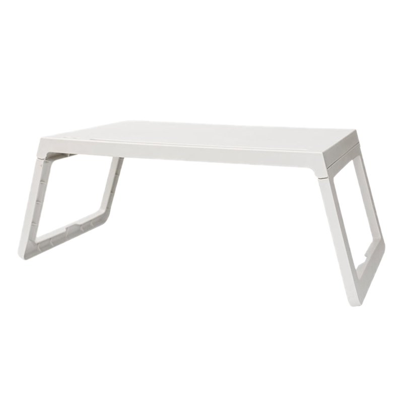 Foldable Portable Laptop Bed Table Stand Rack Computer Reading Kids Study Table Small Table Anti-Skid Table Home Furniture