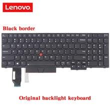 Lenovo ThinkPad E580 E585 E590 E595 T590 P53S L580 L590 P52 P72 P53 P73 Original notebook teclado 01YP640 01N729 01YP560