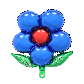 1Pc Four-leaf Clover Balloon 18inch Colourful Flower Birthday Party Decorations Adult Kids Party Wedding Aniversario Ballons 1