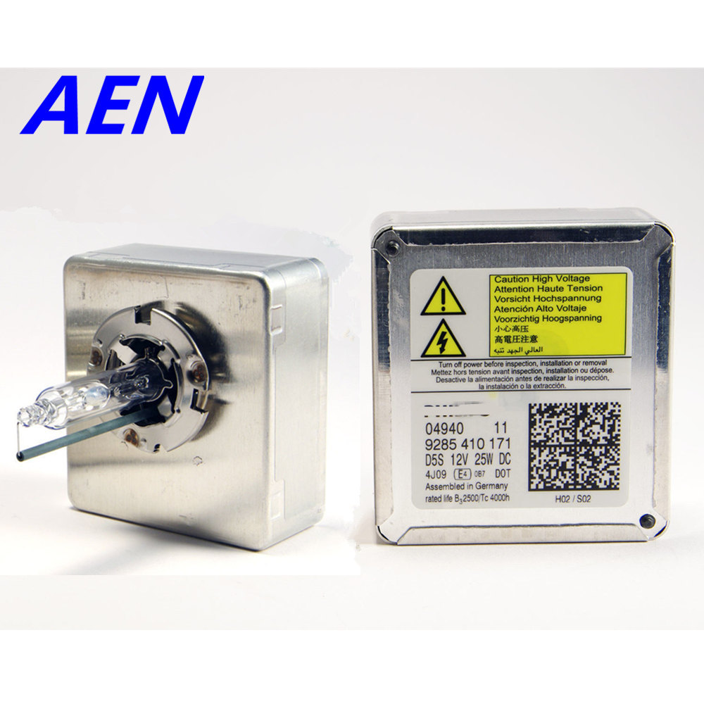 OEM for 16-18 Audi Q3 A3 S3 A4 Q7 A6 S6 Allroad 8W0941235 Xenon Ph <font><b>D5S</b></font> <font><b>25W</b></font> Bulb HID Headlight 8W0 941 235 image