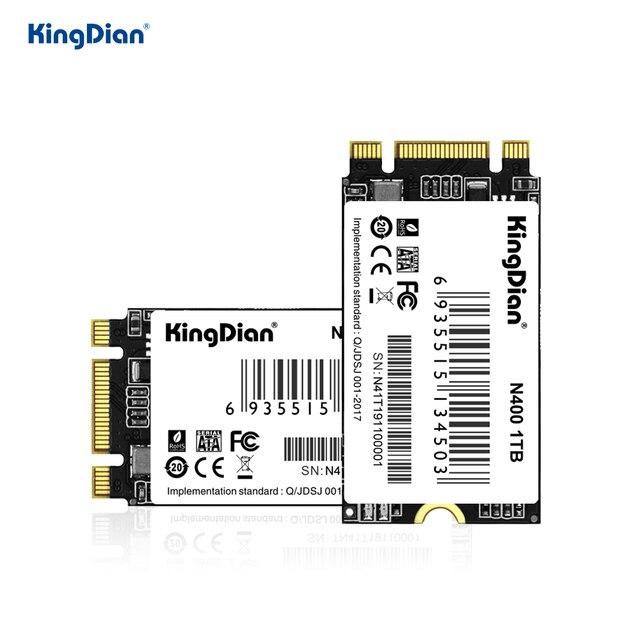 KingDian disco duro de estado sólido para portátil, SSD M2, 120gb, 240gb, 512GB, 1TB, SSD, SATA, M.2, 2242, 32gb, 64gb, Jumper 3 proUnidades de estado sólido internos