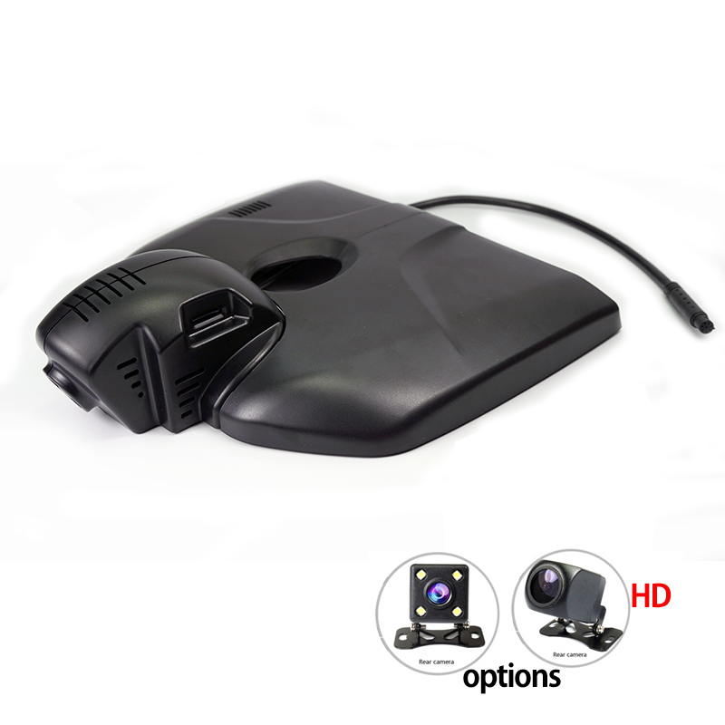 Автомобильный видеорегистратор, Wi-Fi, приложение для Chevrolet CRUZE Novatek 96655 IMX 322 Full 1080p, видеорегистратор заднего вида