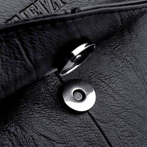 Image 3 - Mochila de cuero para mujer Sac A Dos, mochila de gran calidad para mujer, mochila de diseño de lujo de gran capacidad, mochila informal para niñas