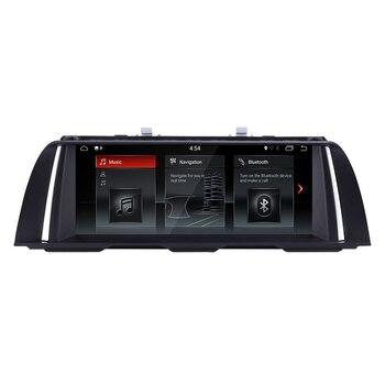 Coche Multimedia reproductor de Radio para BMW serie 5 F10 520 (2011-2016) CIC/NBT Radio GPS Autoradio GPS de navegación 2GB RAM unidad de cabeza