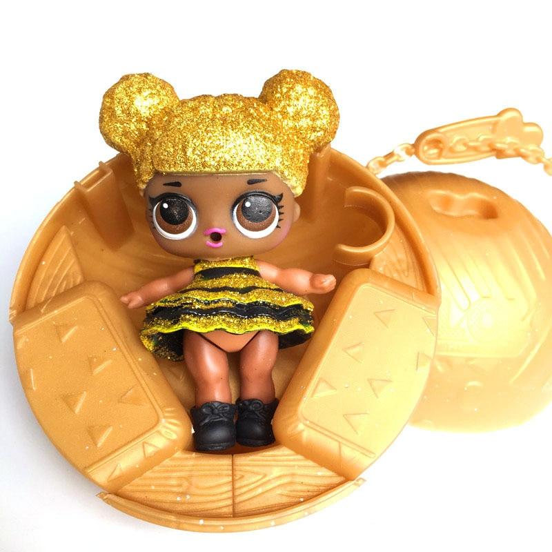 Ultra-Rare reine abeille lols Surprises originales Diva poupées avec balle aléatoire une fonction de pleurs ou de décoloration des vêtements