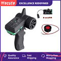 WPL 1/16 RC автомобиль V3 дизель газовая версия модернизированная звуковая система все-в-одном электроника для WPL B14 B24 B16 B36 запчасти для автомобил...
