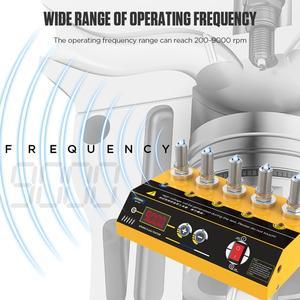 Image 5 - AUTOOL probador de bujía de coche SPT360, herramienta de diagnóstico automotriz, Analizador de destello de bujía de doble orificio, 220V