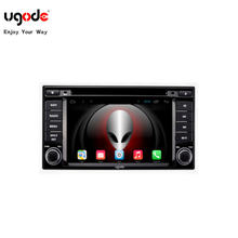 Ugode Mobil Multimedia Player Gps Navigasi 6.0 Inci Layar Monitor Bluetooth Android OS untuk Nissan JUKE Livina Catatan(China)
