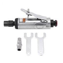 1/4 Cal pneumatyczne powietrze młynek do mielenia zestaw do szlifowania polerowania narzędzia do grawerowania 90PSI profesjonalne narzędzia