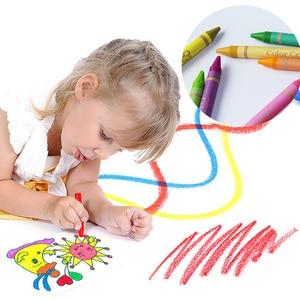 Image 5 - 208PCS Dei Capretti Dei Bambini Pittura Strumenti di Disegno Set con Matite Colorate Pennarelli Pastelli per la Scuola A Casa Forniture di Scuola Materna