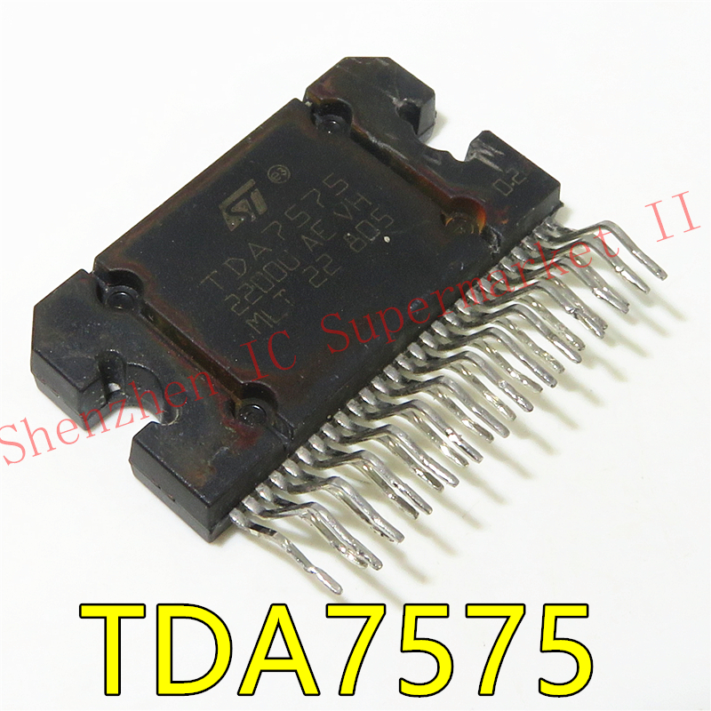 1pcs/lot TDA7575 TDA7575PD TDA7575B 7575B BC HSSOP-36 TDA7575BBC In Stock