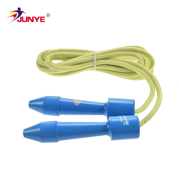 Manufacturers Direct Selling Plastic Handle Children Jump Rope Sports Supplies Young STUDENT'S Jump Rope Sports Equipment A Gene