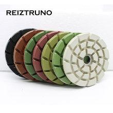 Полировальные диски reiztruno для пола 3 дюйма 4