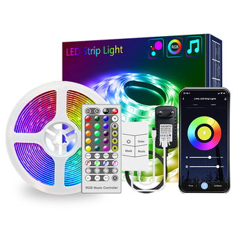 LED strip Lights Music Light Color 1