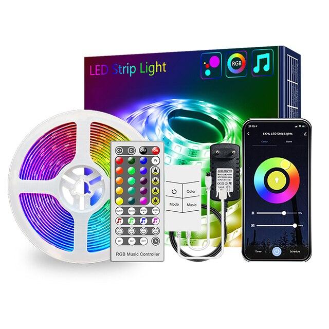 LED strip Lights Music Light Color 1