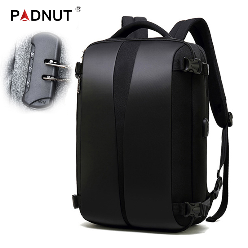 Anti Theft Backpack 17 Inch Laptop Bagpack Women Men Bags Anti-theft Back Pack USB Charger Male Travel Waterproof Men's Mochila