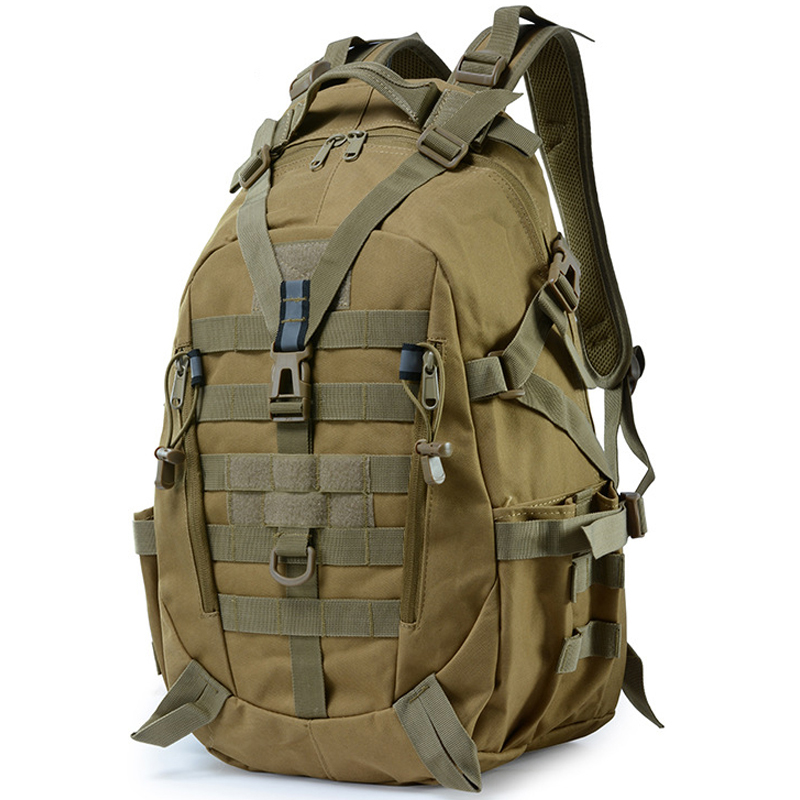 25L Waterproof Tactical Camouflage Sprots Backpack Men Travel Outdoor Military Male Mountaineering Hiking Climbing Camping Bags